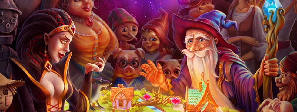 Игра Чудеса: В мире сказок