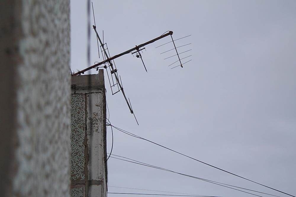 коллективная антенна в многоквартирном