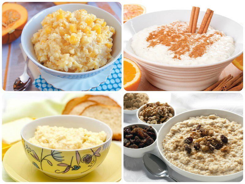 Каша на завтрак и диабет