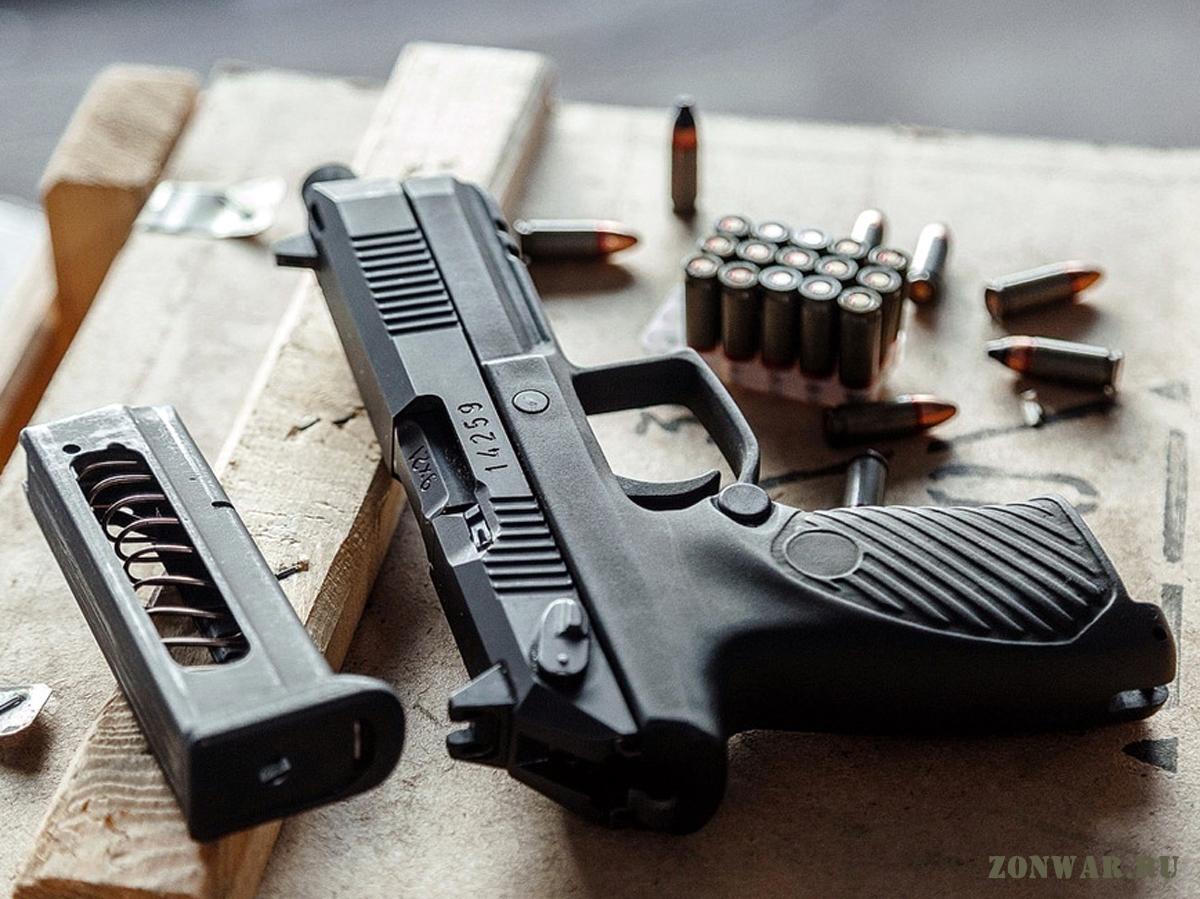 пистолет Удав фото 16
