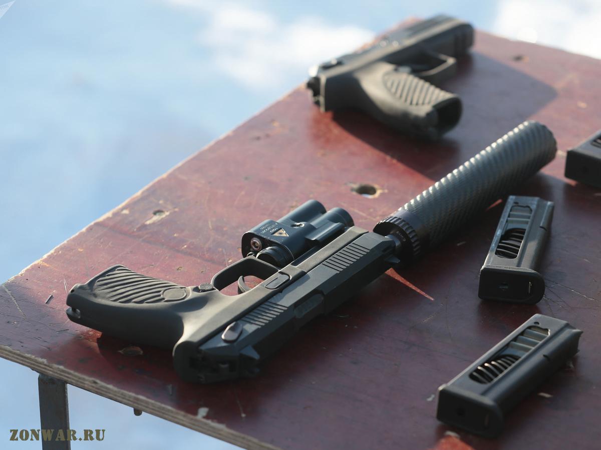 пистолет Удав фото 26