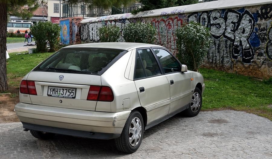 Автомобили Афин